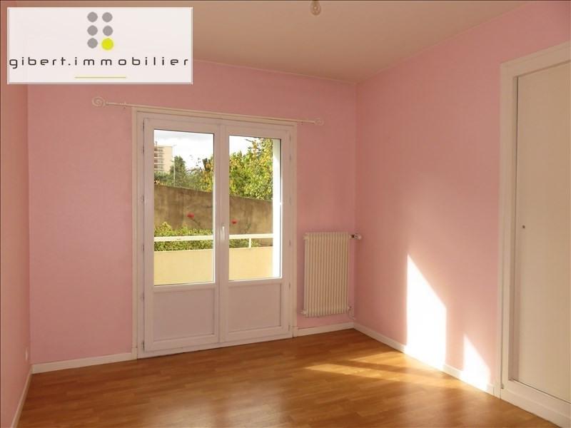 Sale apartment Le puy en velay 78600€ - Picture 6