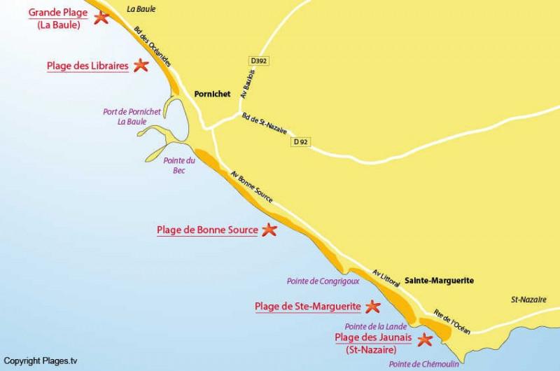 Location vacances divers Pornichet 1193€ - Photo 10