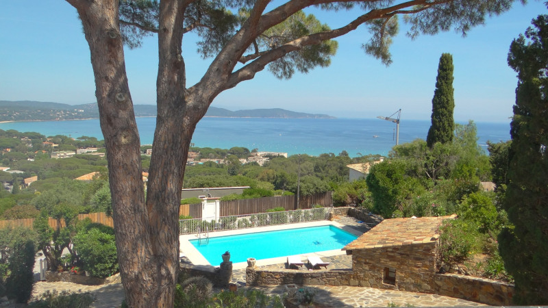 Location Vacances Maison / Villa Cavalaire Sur Mer 3 500u20ac - Photo 1 ...