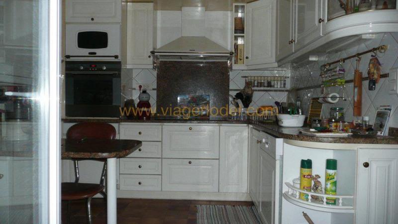 Vendita nell' vitalizio di vita casa Contes 89000€ - Fotografia 5