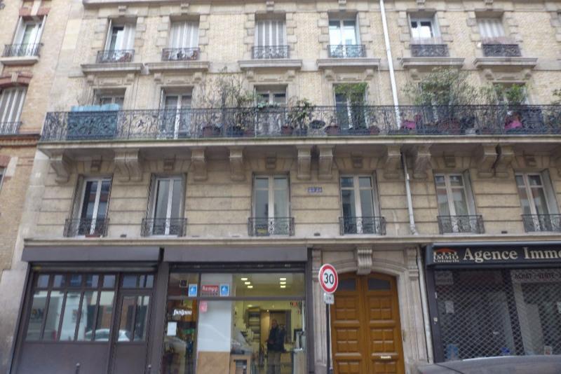 Sale empty room/storage Paris 17ème 231000€ - Picture 2