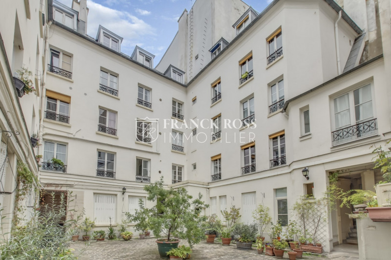 Vente appartement Paris 8ème 420 000€ - Photo 3