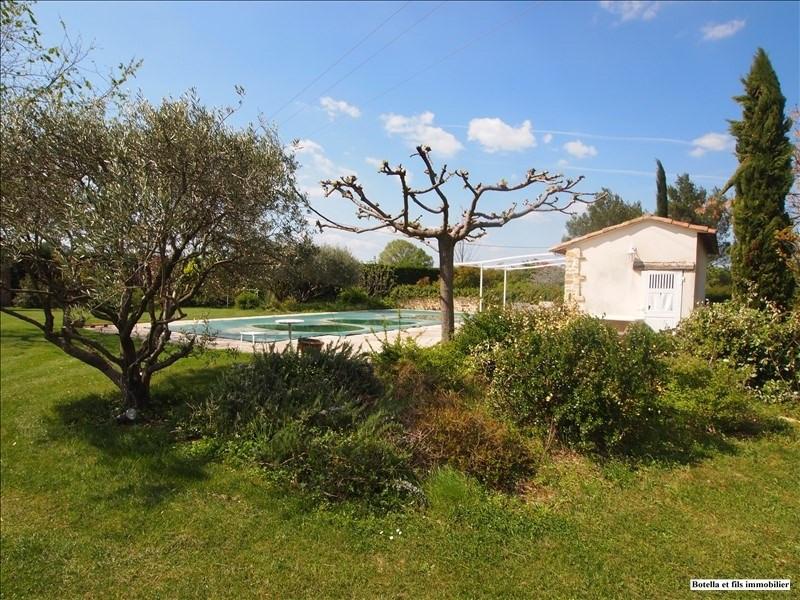 Vente de prestige maison / villa Uzes 795000€ - Photo 4