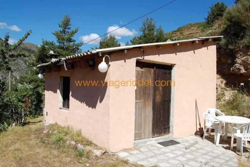 Life annuity house / villa La brigue 49000€ - Picture 1