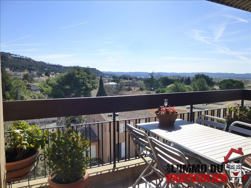 Vente appartement Vitrolles 220 000€ - Photo 1
