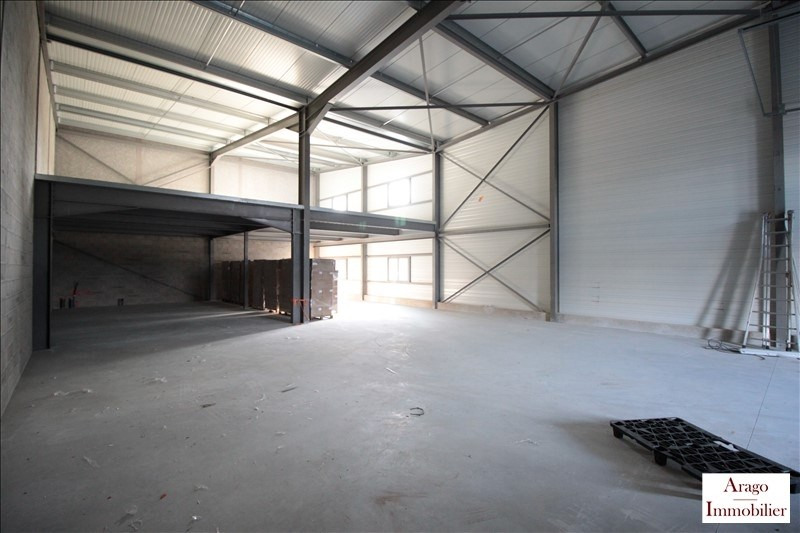 Location local commercial Rivesaltes 1660€ HT/HC - Photo 4