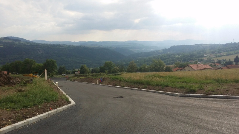 Vente terrain Le monastier sur gazeille 45690€ - Photo 2
