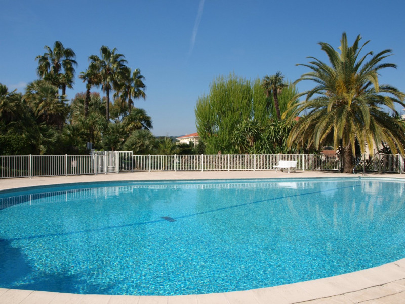 Sale apartment Antibes 298000€ - Picture 1