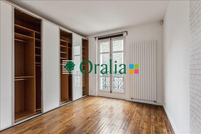 Vente de prestige appartement Paris 16ème 1480000€ - Photo 7