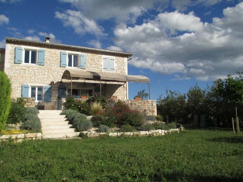 Vente maison / villa Barjac 267000€ - Photo 1