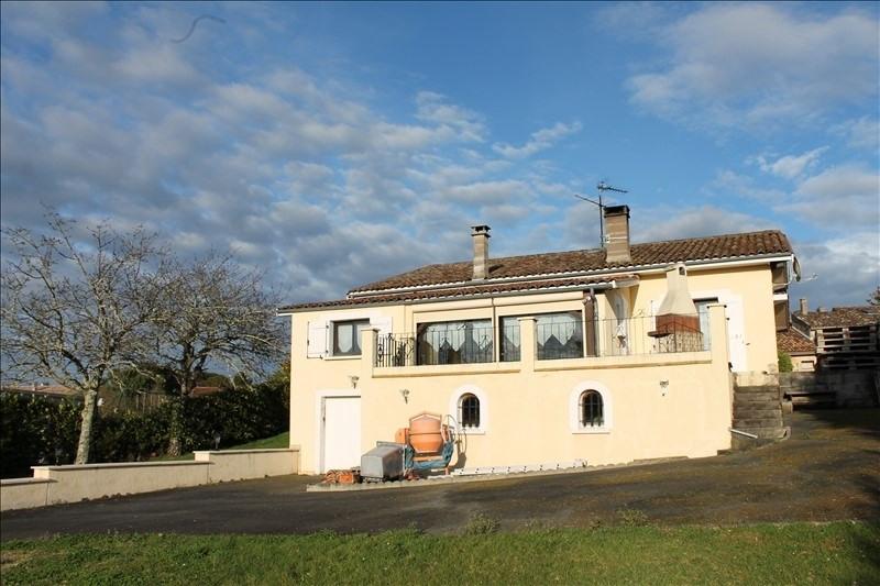 Vente maison / villa Creon 296200€ - Photo 1