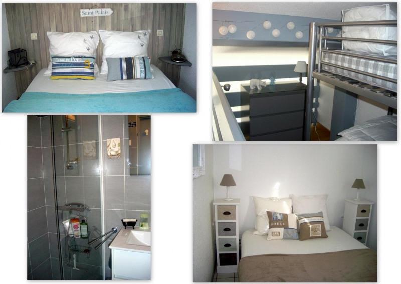 Location vacances maison / villa Saint-palais-sur-mer 440€ - Photo 7