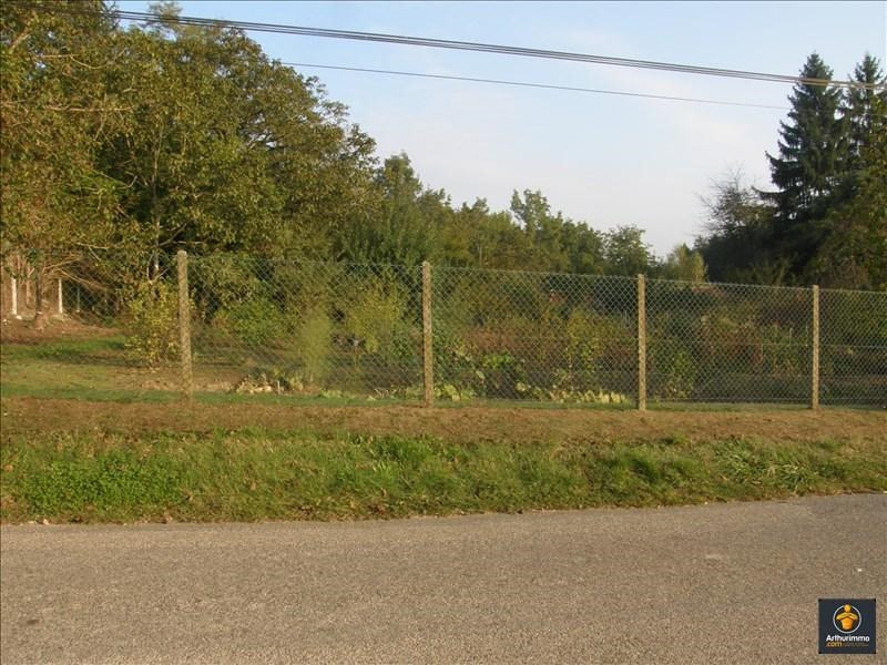 Vente terrain Morestel 70000€ - Photo 4