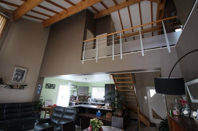 Vente maison / villa La tour du pin 299000€ - Photo 9