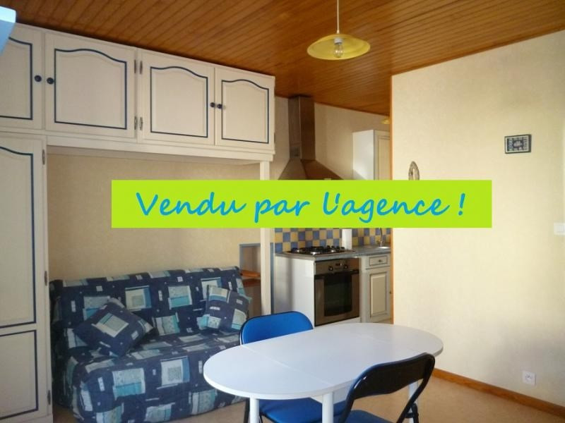 Vente appartement Douarnenez 28 500€ - Photo 1