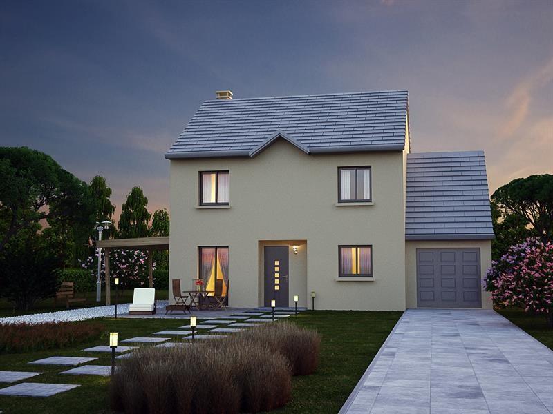 Maison  5 pièces + Terrain 620 m² Armentières-en-Brie par MAISONS KERBEA