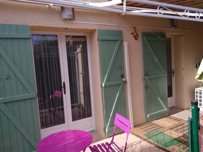 Vente appartement Le luc 135000€ - Photo 1