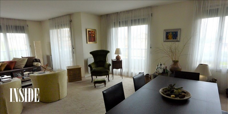 Deluxe sale apartment Ferney voltaire 900 000€ - Picture 3