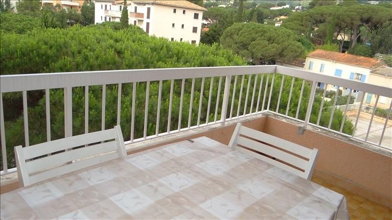 Sale apartment Cavalaire 149000€ - Picture 7