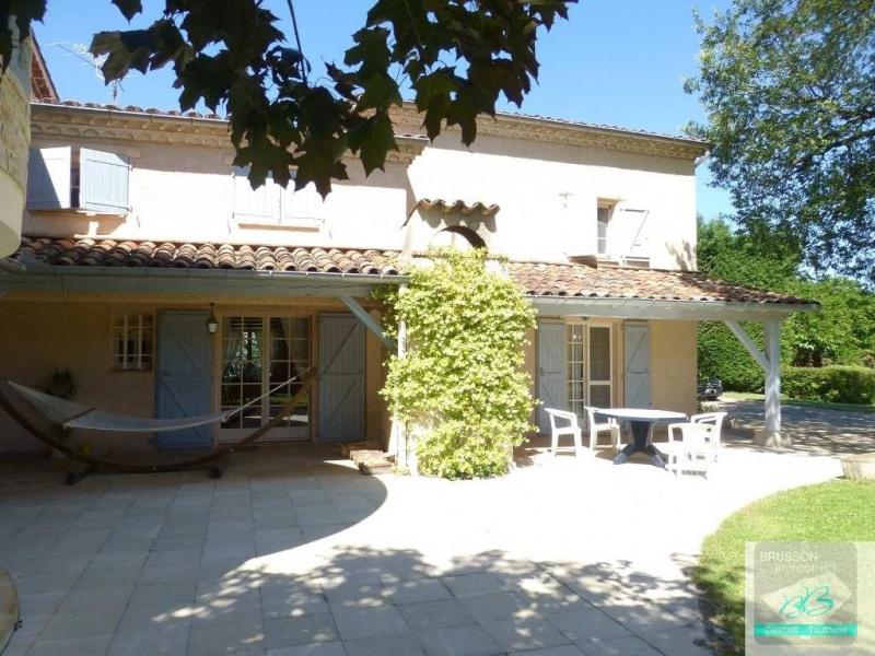 Deluxe sale house / villa Burlats 680000€ - Picture 11