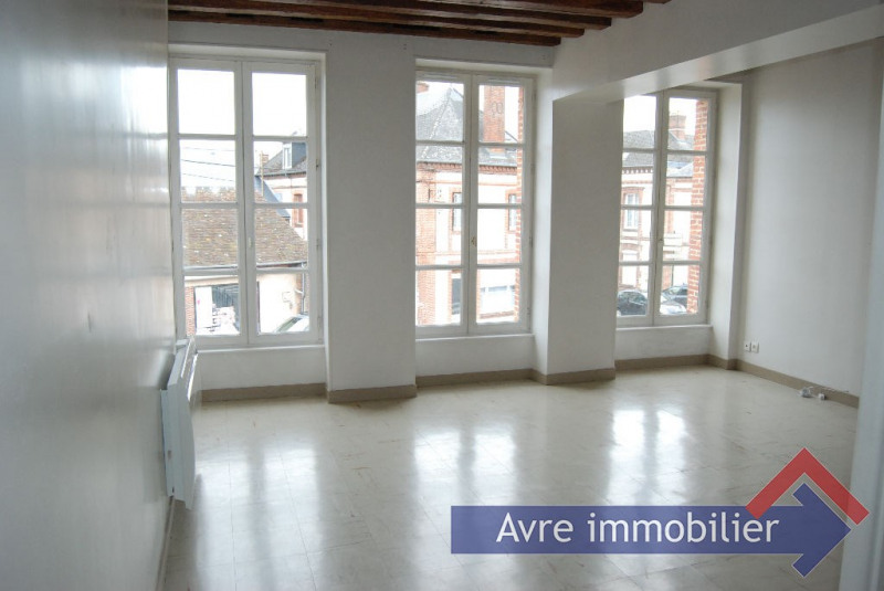 Vente appartement Verneuil d avre et d iton 79 000€ - Photo 1