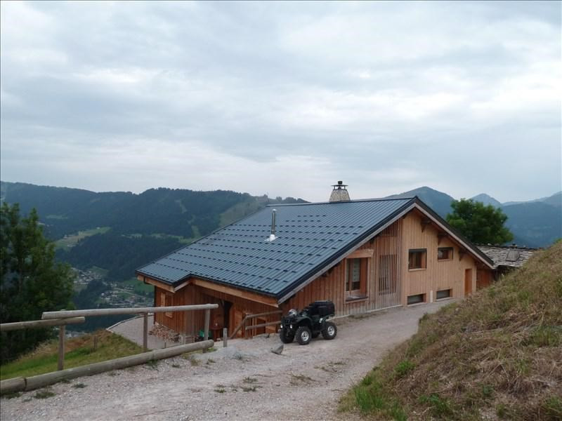 Deluxe sale house / villa Morzine 650000€ - Picture 1