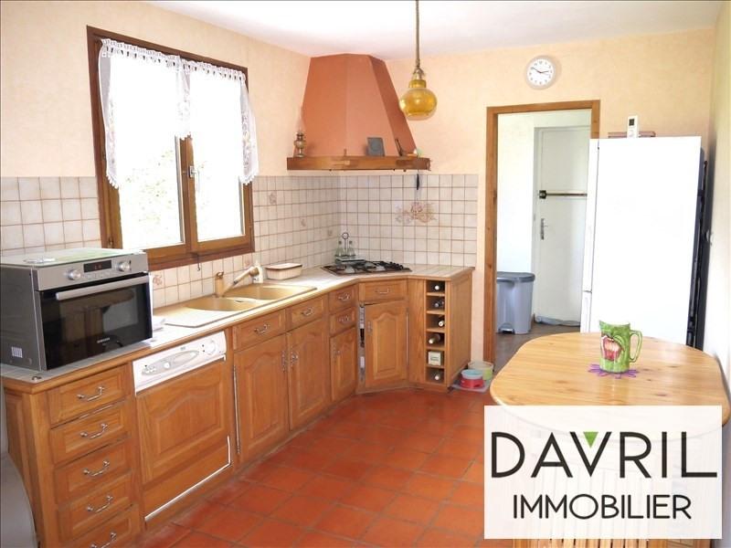 Revenda casa Jouy le moutier 381000€ - Fotografia 3