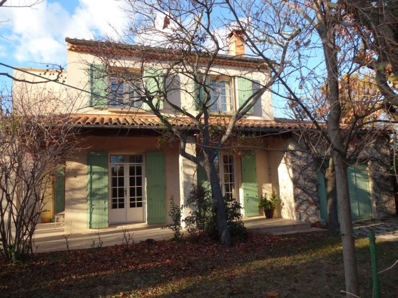 Vente maison / villa Althen des paluds 335000€ - Photo 1