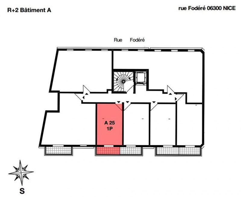Vente appartement Nice 153000€ - Photo 4
