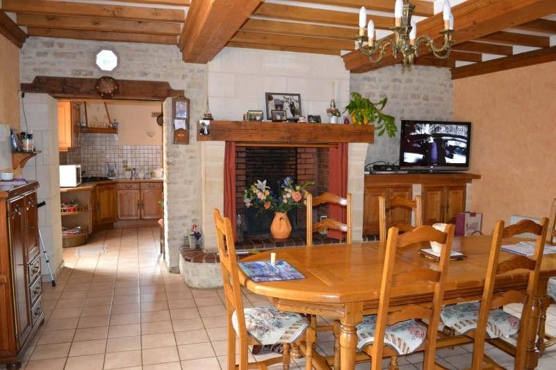 Vente maison / villa Juaye mondaye 409000€ - Photo 2