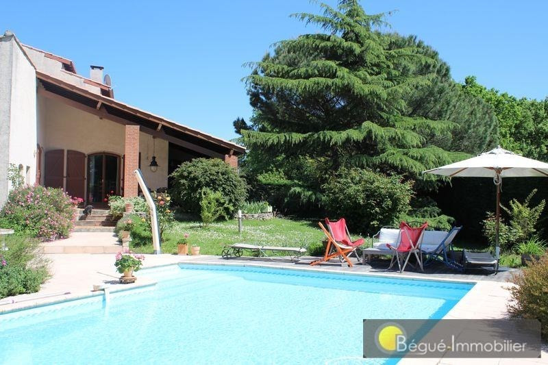 Deluxe sale house / villa Pibrac 574 000€ - Picture 1