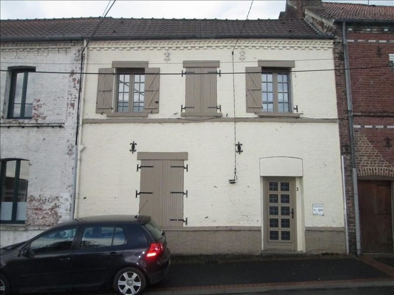Location maison / villa Marles les mines 650€ CC - Photo 1