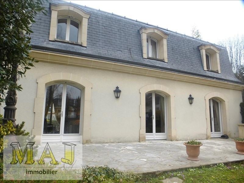 Revenda residencial de prestígio casa Bry sur marne 1035000€ - Fotografia 1