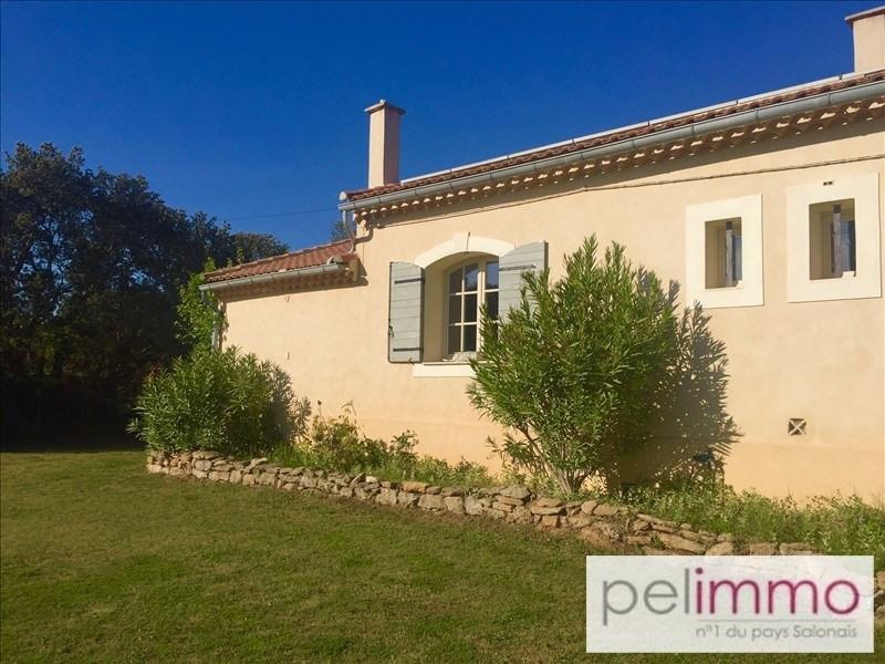 Vente maison / villa Cornillon confoux 495000€ - Photo 2