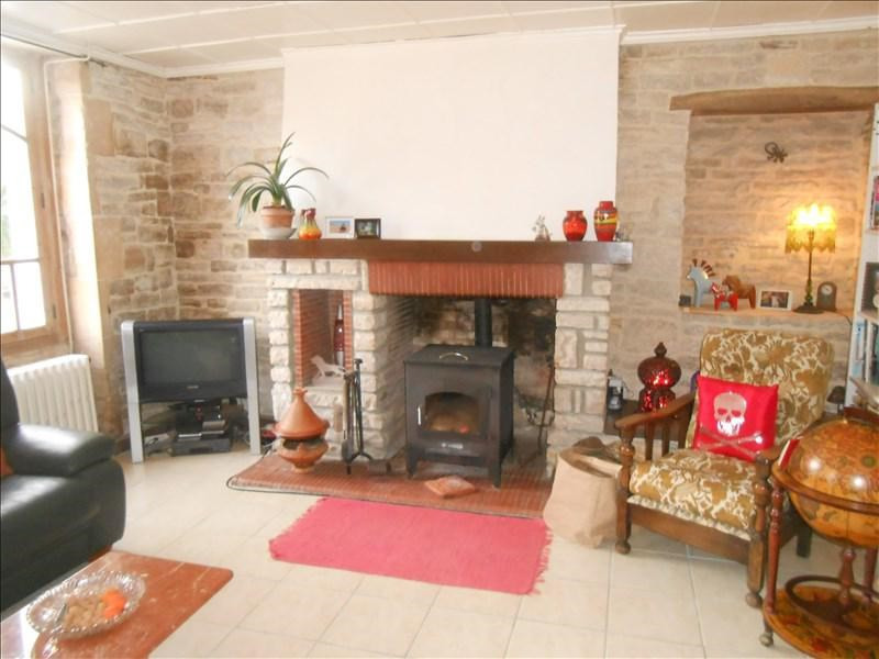 Sale house / villa Aulnay 117000€ - Picture 2