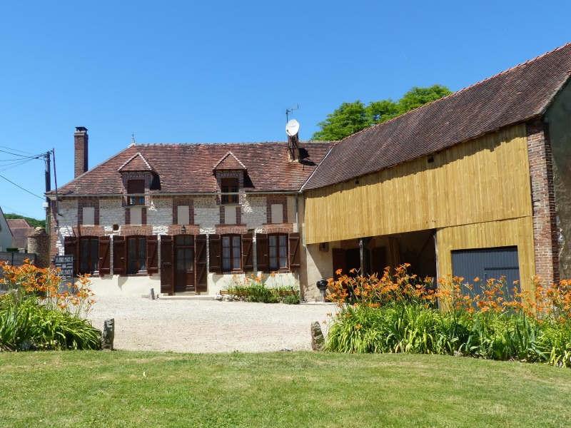 Vente maison / villa Chailley 119000€ - Photo 1