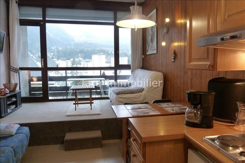 Vendita appartamento Chamonix mont blanc 187000€ - Fotografia 1