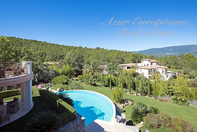 Vente de prestige maison / villa Tourrettes 4850000€ - Photo 12
