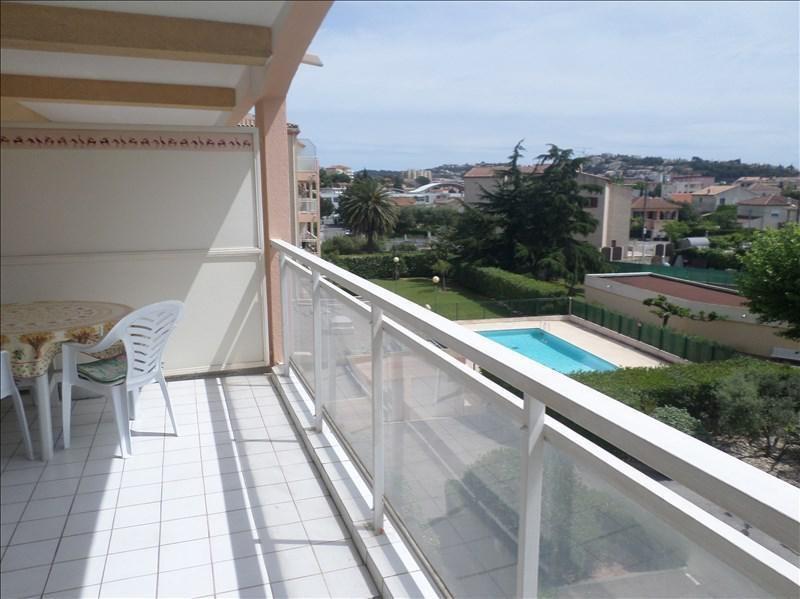 Sale apartment Frejus 264000€ - Picture 1