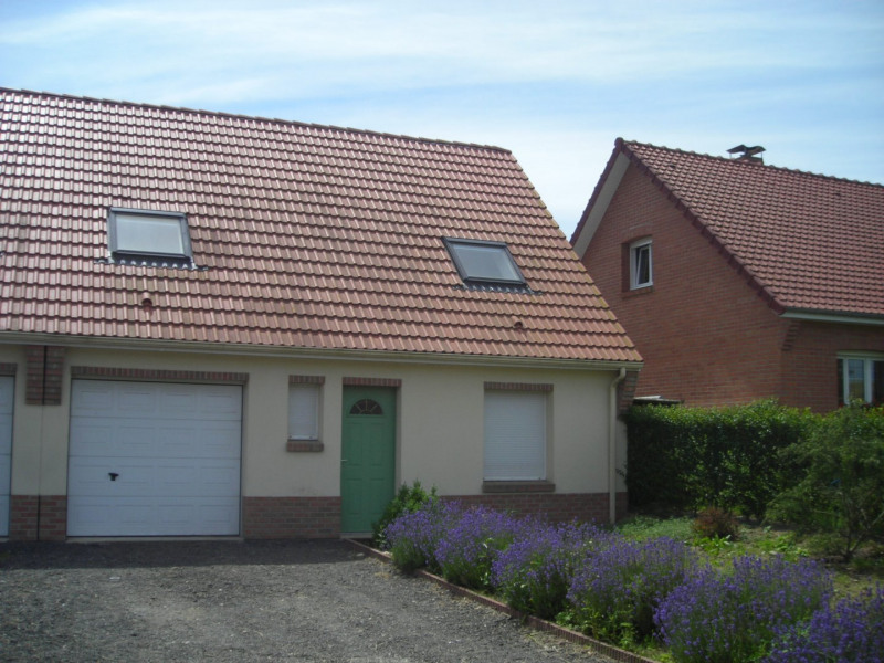 Rental house / villa Coyecques 625€ CC - Picture 1