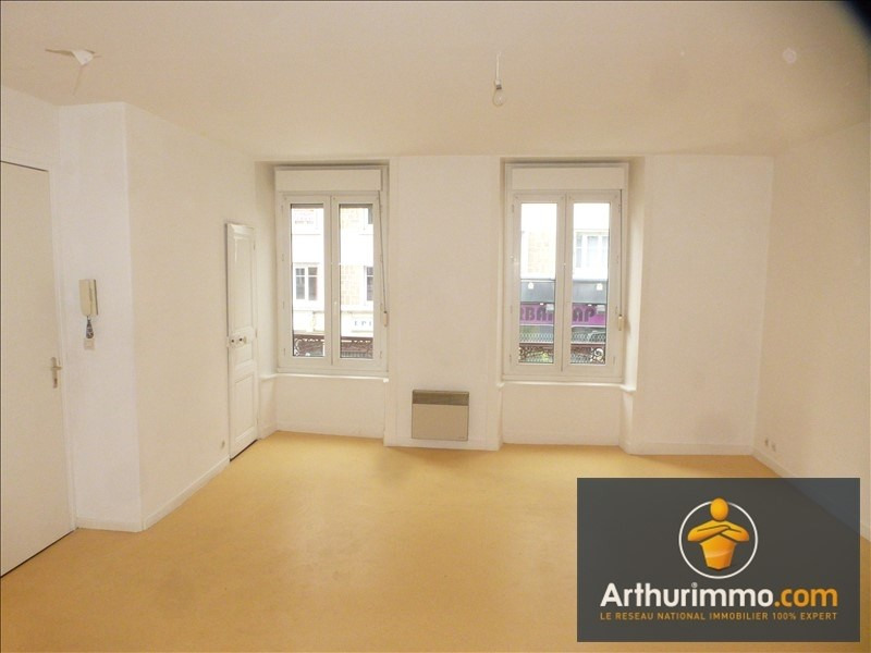 Rental apartment St brieuc 368€ CC - Picture 1