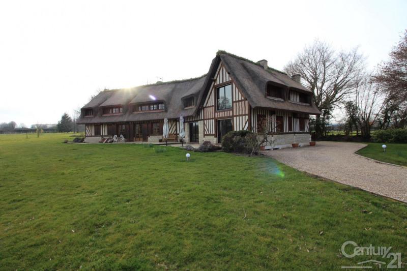 Verkauf von luxusobjekt haus Tourgeville 1590000€ - Fotografie 1