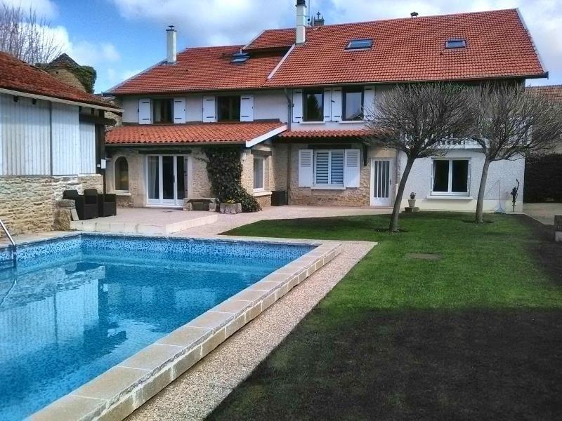 Immobile residenziali di prestigio casa St hilaire de brens 725000€ - Fotografia 1