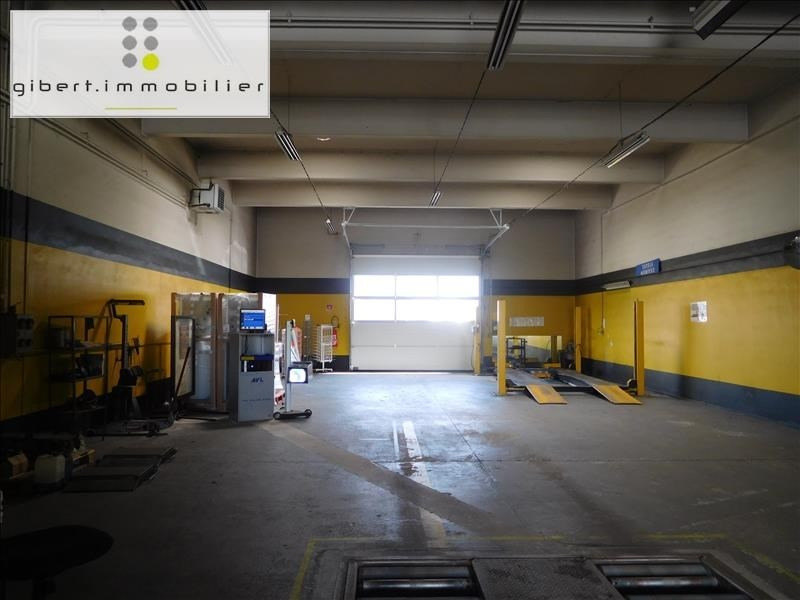 Location local commercial Brives charensac 1250€ HT/HC - Photo 2