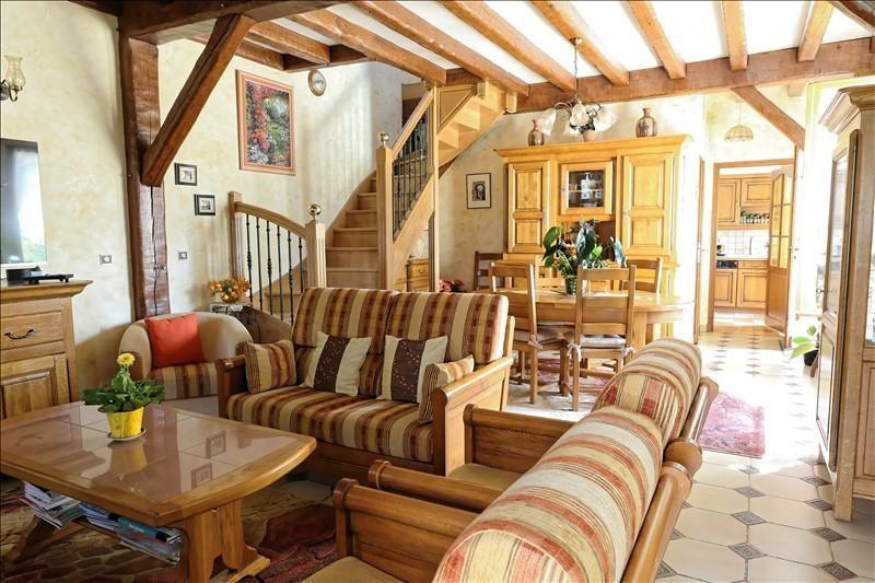 Vente maison / villa Mortefontaine en thelle 379000€ - Photo 2