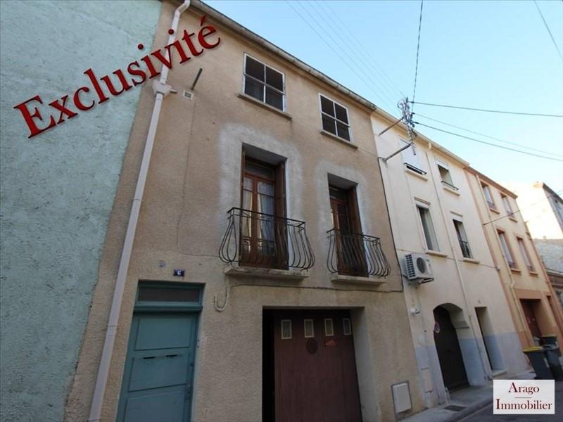 Produit d'investissement immeuble Rivesaltes 129800€ - Photo 1