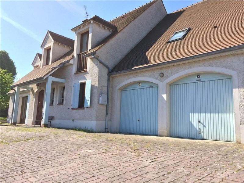 Vente maison / villa Mennecy 494000€ - Photo 10