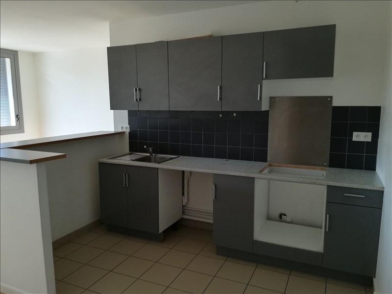 Rental apartment Evry 695€ CC - Picture 1