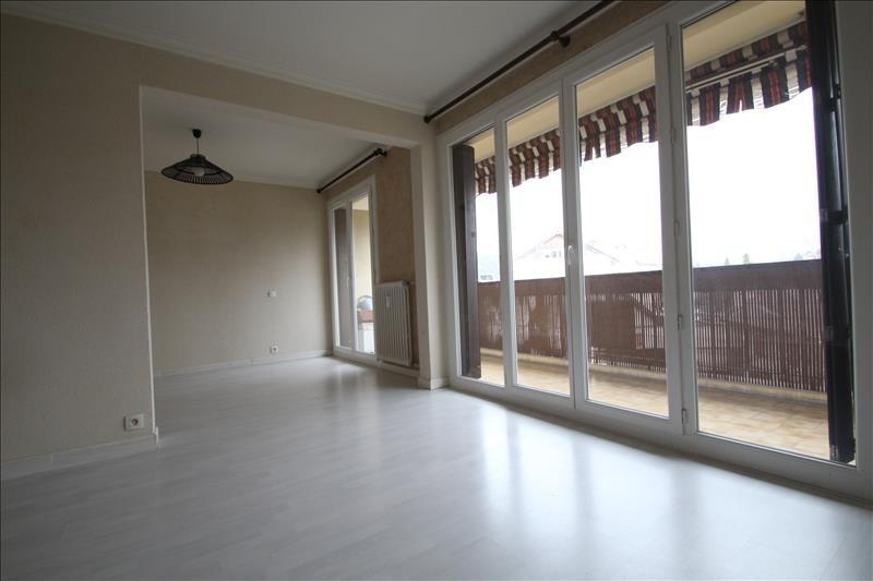 Vente appartement La motte servolex 179500€ - Photo 8