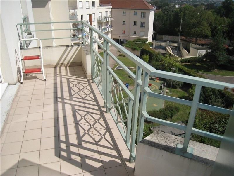 Rental apartment Verneuil sur seine 645€ CC - Picture 1